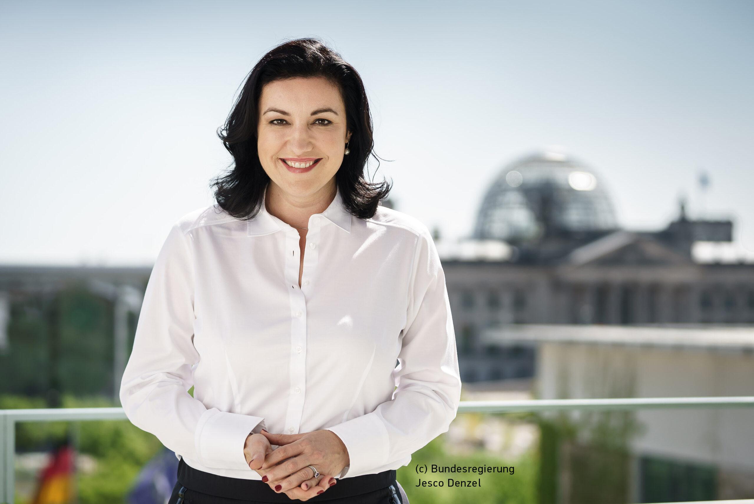 Dorothee Bär - Foto Bundesregierung Jesco Denzel
