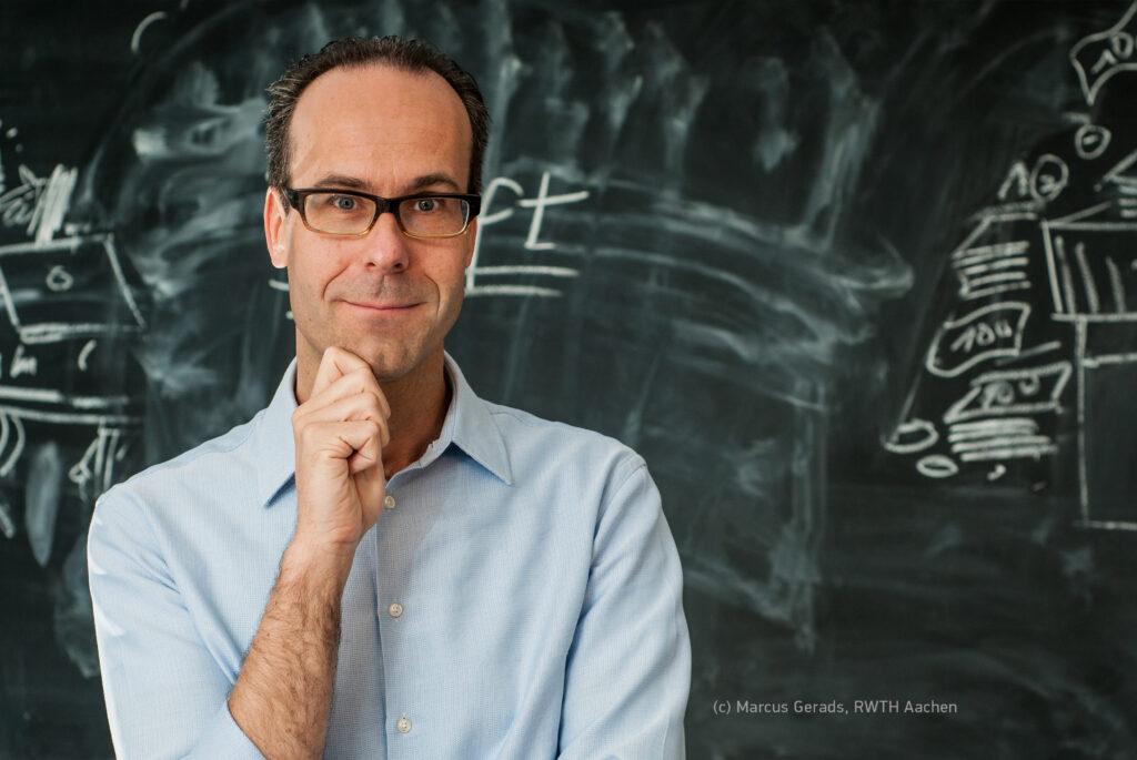 Prof Dr Frank Thomas Piller - Foto Marcus Gerads